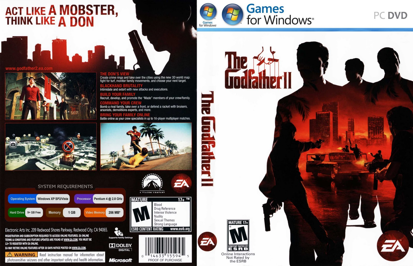 2009 PC-Windows Action Games