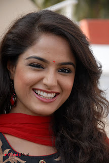 Asmita Sood Latest Pictures in Salwar Kameez at at Aa Aiduguru Movie Opening 0002