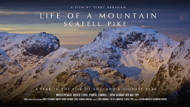 Terry Abraham Life of a Mountain: Scafell Pike