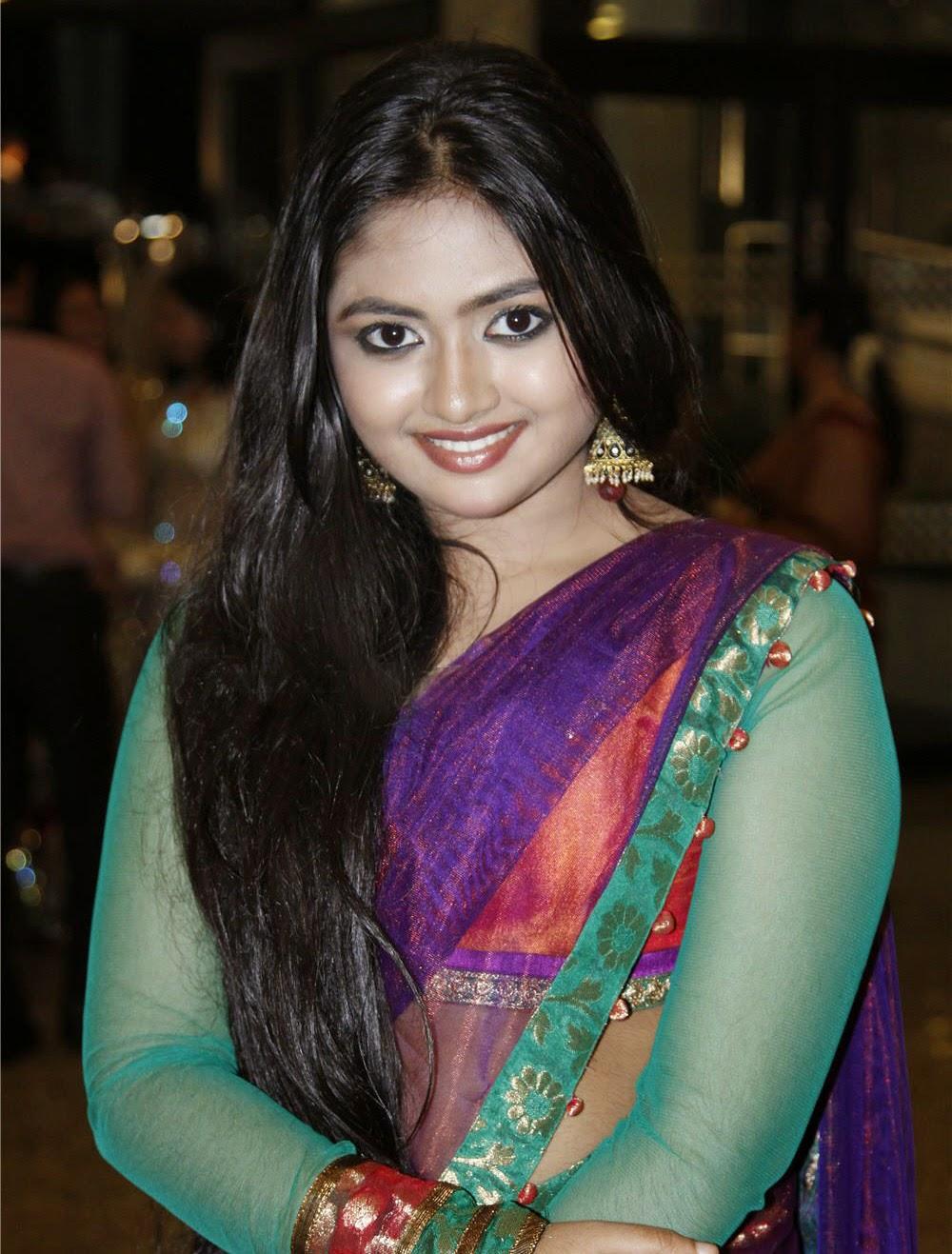Actress Shalin Hot Navel In Transparent Half Saree Photos ~ ACTRESS ...