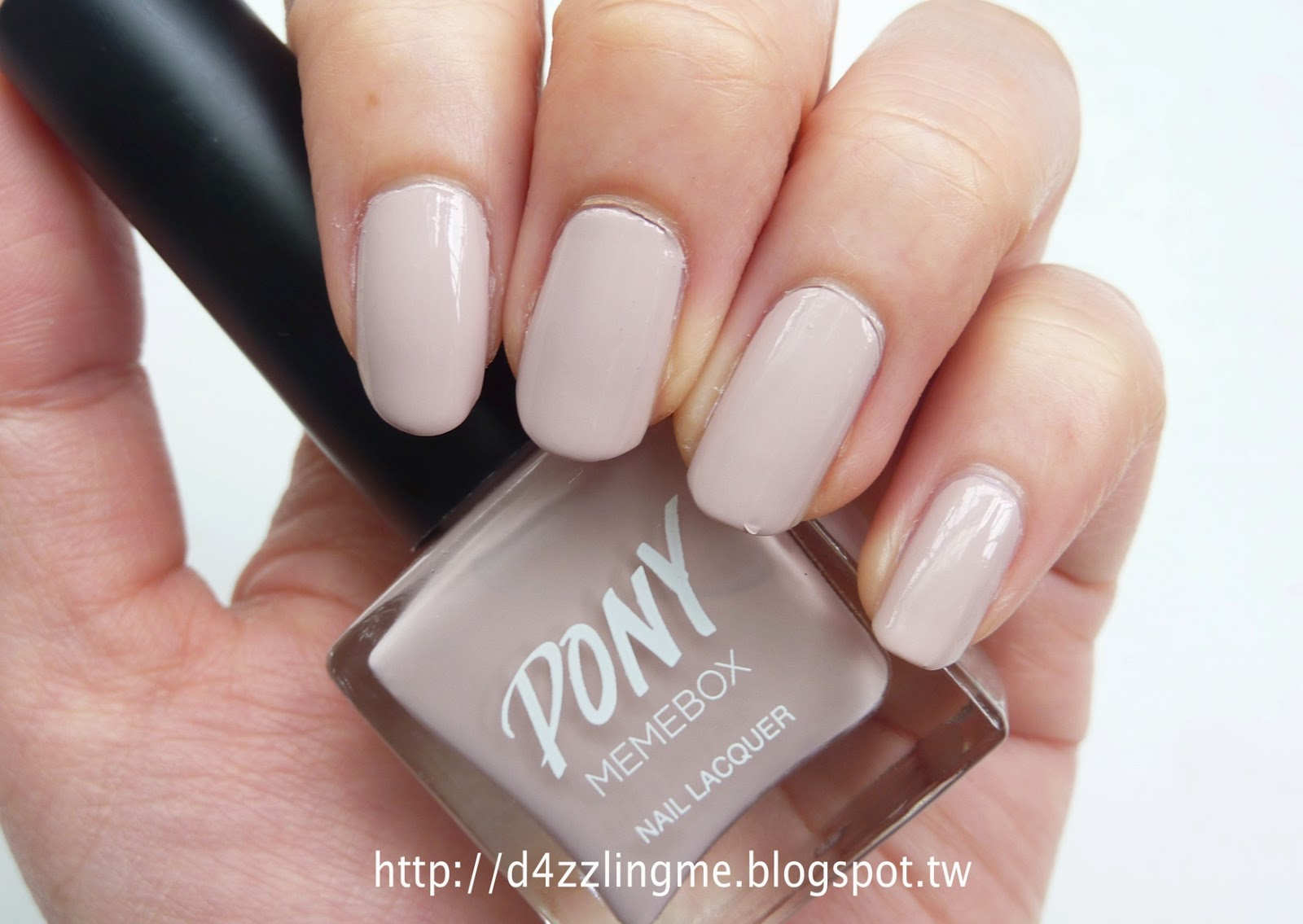D4zzling Me: PONY X MEMEBOX NAIL LACQUER SPRING 2015 SWATCHES