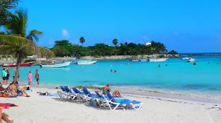 Playa Akumal el Caribe Mexicano