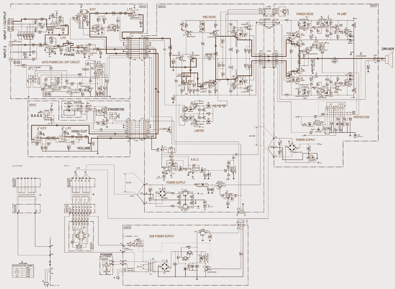YAMAHA.bmp yamaha yst sw315 sub woofer schematic diagram adjustments yamaha schematic diagram at nearapp.co