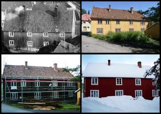 Fattighuset før og nå