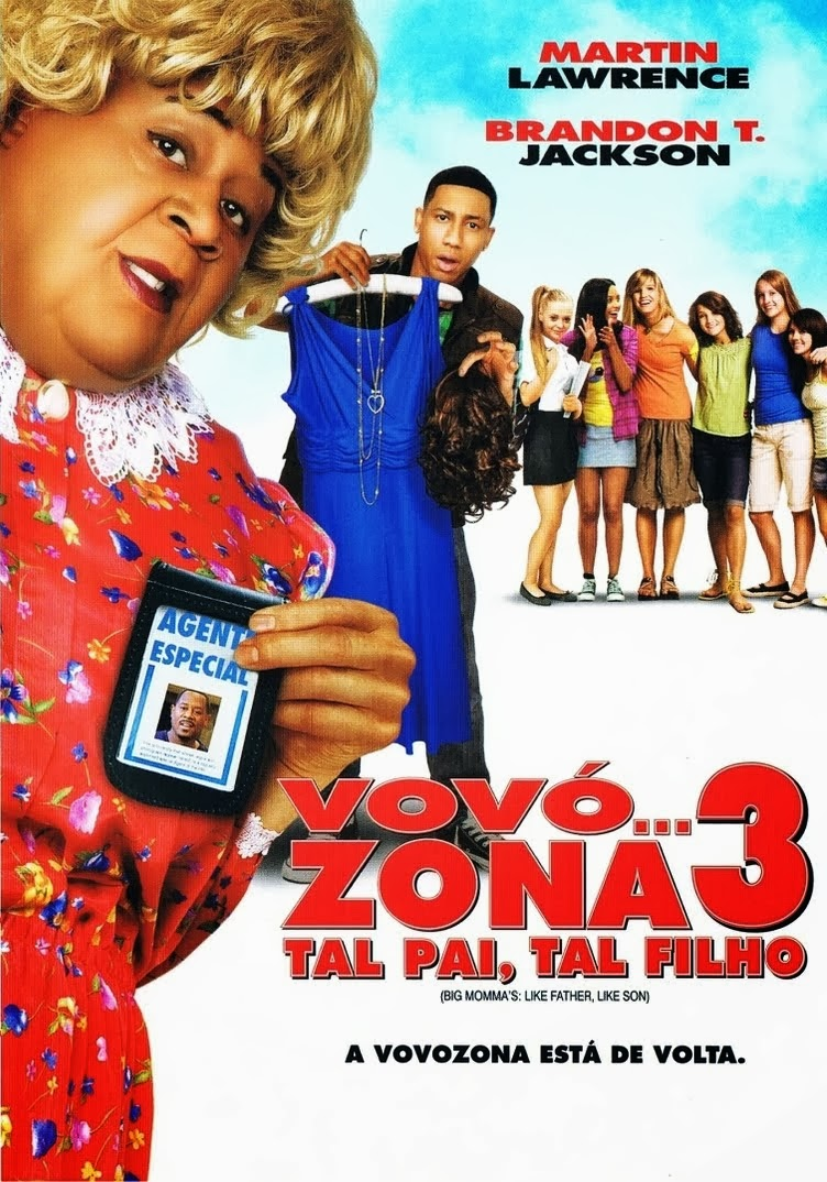 Vovó… Zona 3: Tal Pai, Tal Filho – Dublado (2011)