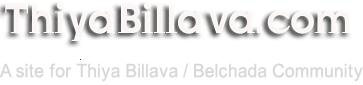Thiyabillava.com - A Site for Thiya Billava Community around the Globe
