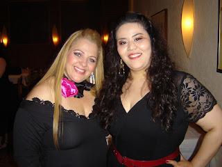 Renata Issas e Liliana Nakakogue