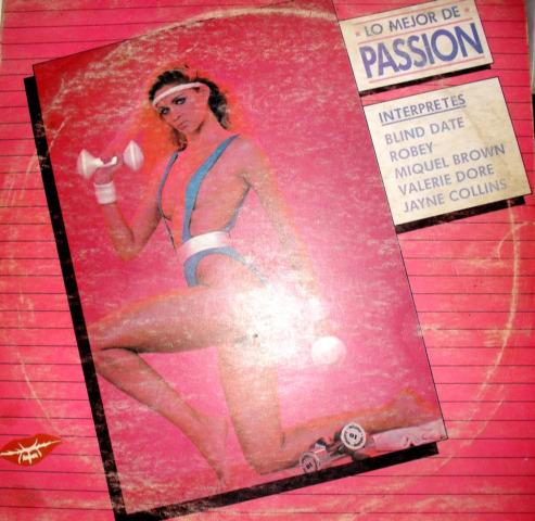 Buelax Discografia: Lo Mejor De Passion
