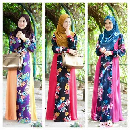 Gaya 2015 Yang Menawan. Pelbagai Baju Muslimah Boleh Didapati Dengan Harga YAng  Murah