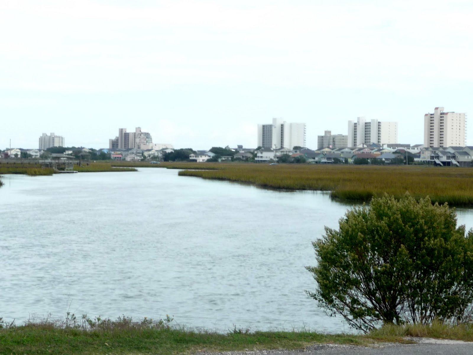 Seniors Walking Across America Post 479 Day 273 16 Georgetown Garden City Beach So