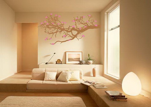 Wall Decoration Ideas Bedroom Wall Design Ideas Bedroom Painting