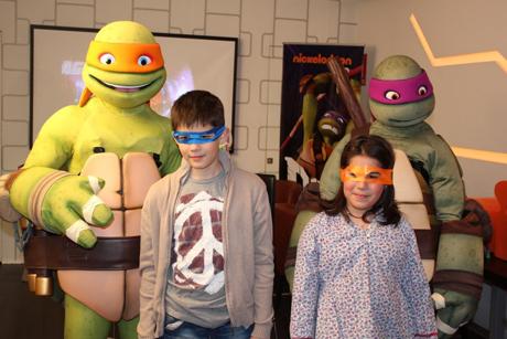 Encuentro con Kevin Eastman y Ciro Nieli, creadores de las Tortugas Ninjas