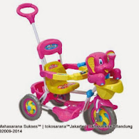 Sepeda Roda Tiga ROYAL RY8282 GAJAH