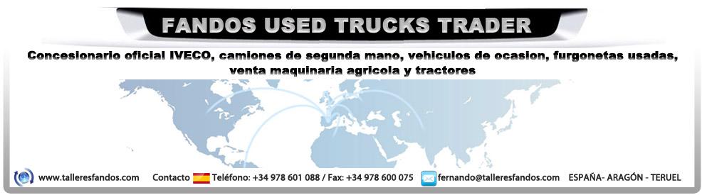 Talleres Fandos S.L. Camiones Usados