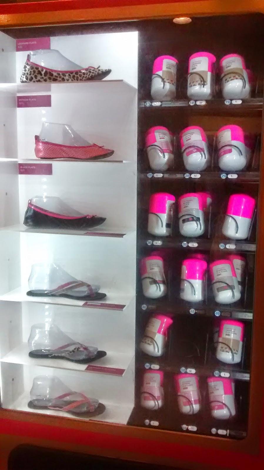 machine shoes