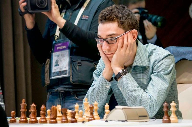 Shamkir Chess 2015. Fabiano Caruana