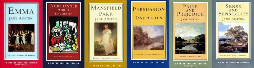 The Books of Jane Austen