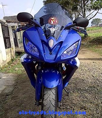 Byson Modifikasi Yamaha R6