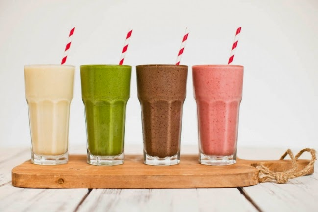 3 Simple Smoothie Diet Recipes