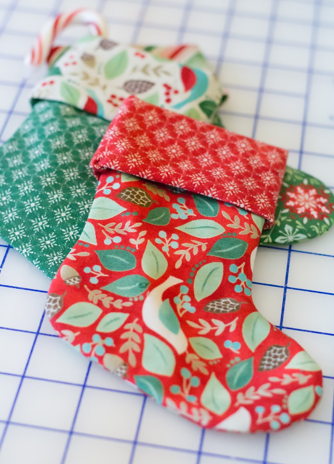 The shabby a quilting blog by shabby fabrics how to for Easy christmas crafts to sew