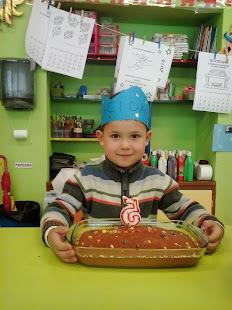 Cumpleaños de Leo