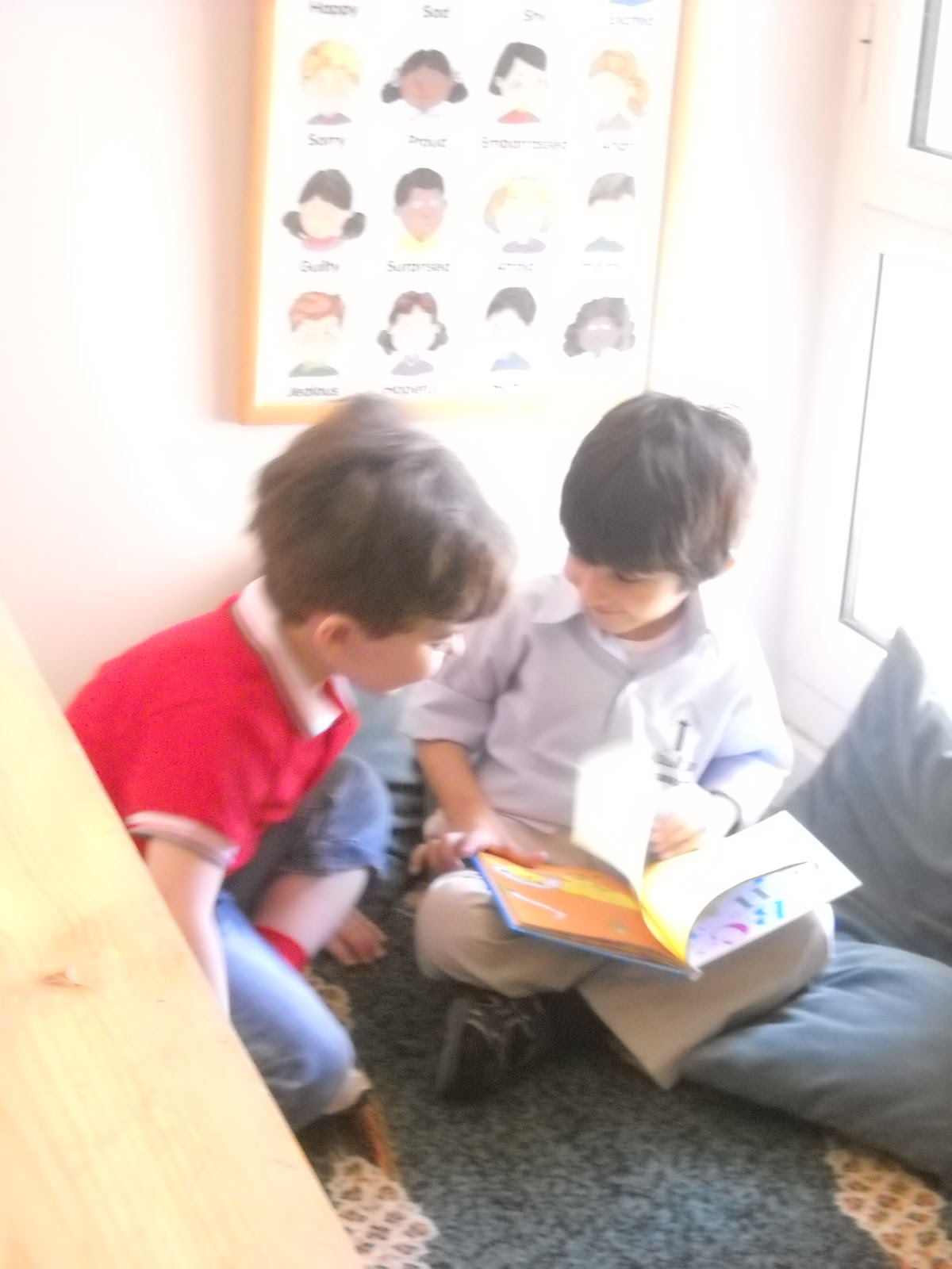 My children    year old Marie and   year old Marc  speak English to each other  I think it     s because they speak it at school  At home we speak Italian and     BBC