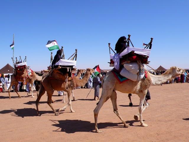 El Polisario asegura que no hay presencia de AQMI en los campamentos de refugiados de Tinduf
