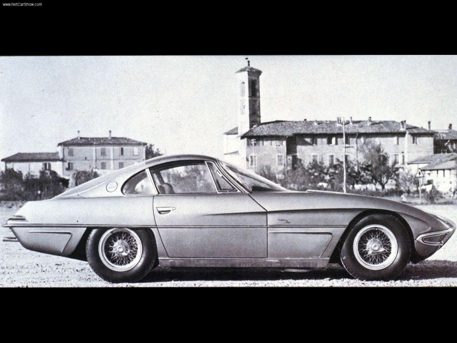 Une jaguar sachant freiner... - Page 3 Lamborghini+350+GTV+1963+%25282%2529