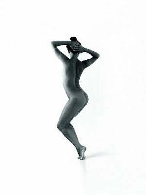 Desnudas Posando De Espalda Grigory Demchenko