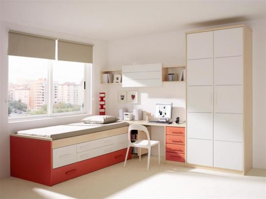 Decora el hogar modernos dormitorios juveniles femeninos - Dormitorio juveniles modernos ...