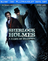 Download Sherlock Holmes 2: A Game of Shadows (2011) BluRay 720p 900MB Ganool