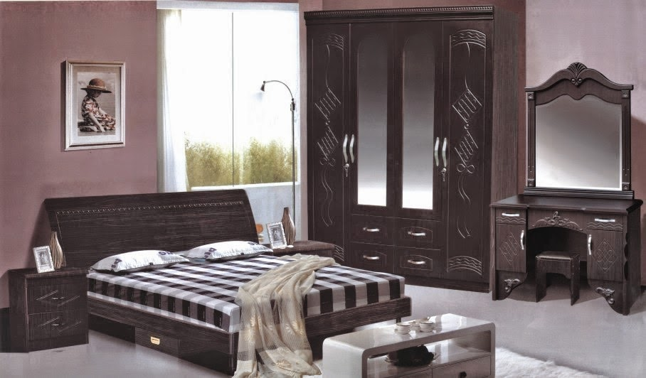 idee pour meubler une petite chambre id es d co moderne. Black Bedroom Furniture Sets. Home Design Ideas