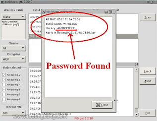 how to find wifi hotspot password