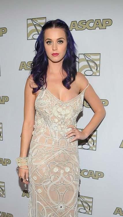Kate Perry wardrobe malfunction