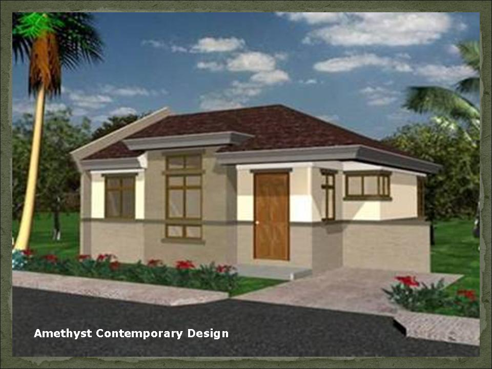 Amethyst Dream Home Designs Of Lb Lapuz Architects