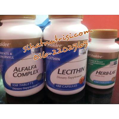 Set Slimming Shaklee Budget