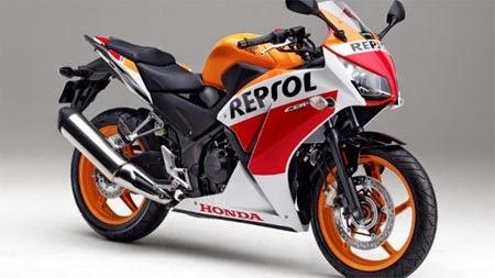 Honda CBR250 2015 Special Edition