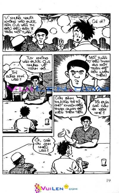 Jindodinho - Đường Dẫn Đến Khung Thành III  Tập 45 page 19 Congtruyen24h
