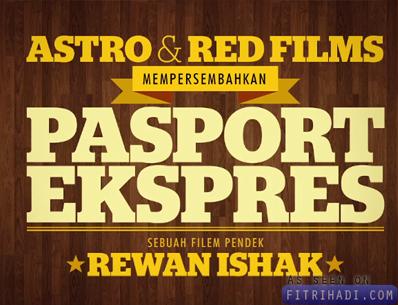 video filem pendek pasport ekspres