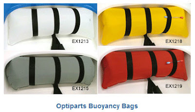 Optimist a.k.a. Opti Airbags and Optiparts Buoyancy Bags