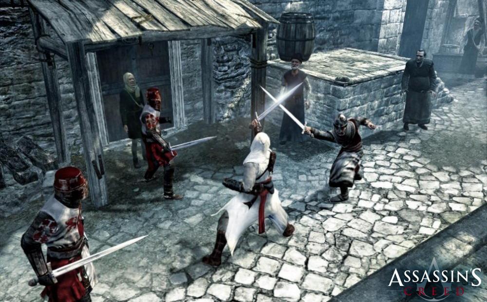 Скачать игру assassins creed на пк