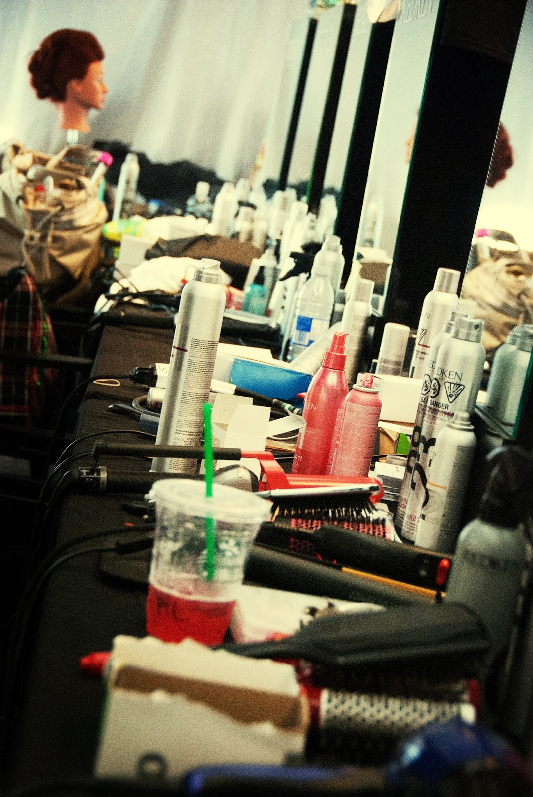 salon backstage fashion show festival mode design Montreal