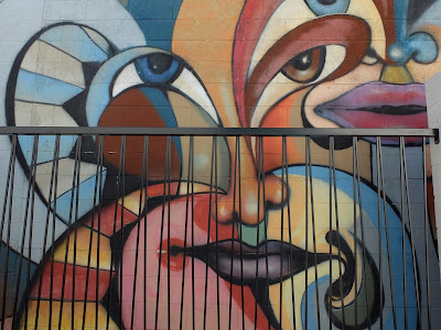 L.A. Street Market Mural, Las Vegas