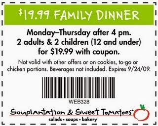 Souplantation coupons july 2018 california