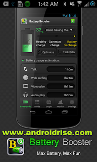 Power Saving Android App Battery Booster Full Download,