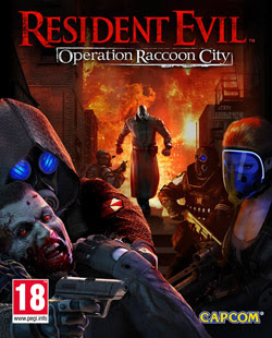 Residen Evil Oprasion Reeccont City