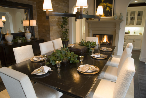 Modern dining room design ideas room design ideas for No dining room ideas