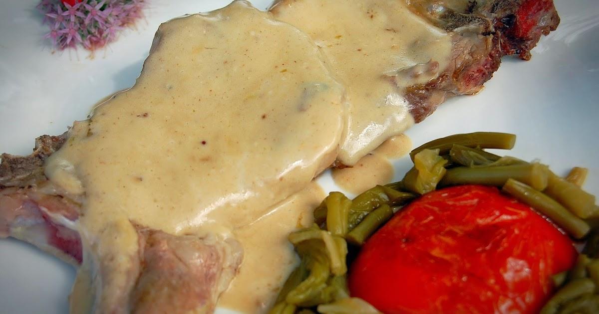 Cocina andaluza chuletas de cerdo a la balsamela de do a - Fotos de dona mencia ...