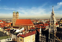 Best Honeymoon Destinations In Europe - Munich, Germany