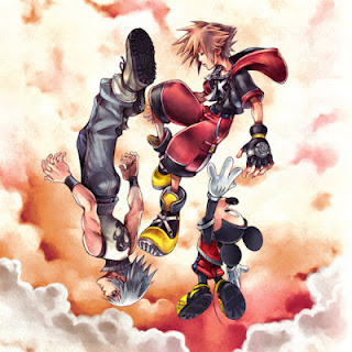 kingdom hearts 3d cover